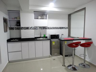 Photo for Apartment for two people with air conditioning I