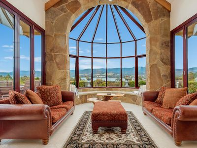 Photo for Bellevue Lodge - Luxury escape with water views