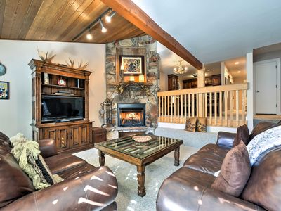 Photo for NEW-Park City Townhome w/Hot Tub 1 Mi. to Ski Lift