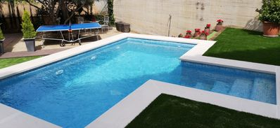 Photo for AZALEA - PRIVATE POOL - 20 minutes from Barcelona