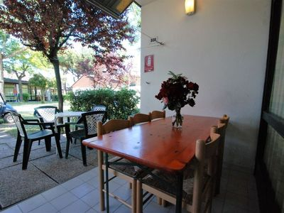 Photo for House 6 m from the center of Casal Borsetti with Parking, Internet, Washing machine, Air conditioning (677441)