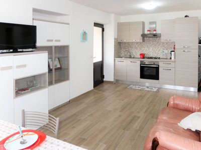 Photo for Apartment Ginni (CSB330) in Colle San Bartolomeo/Cesio/Caravonica - 4 persons, 2 bedrooms