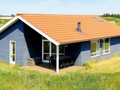 Photo for Cozy Holiday Home in Ulfborg near Sea