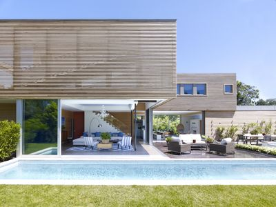 Photo for Stunning Modern beach home in The Hamptons