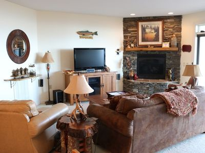 Photo for Beautiful Condo with a Breathtaking view of the Blue Ridge Mountains