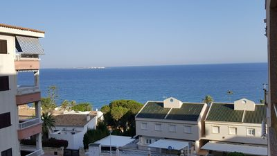 Photo for Island view, beatiful apartment in santa pola del este