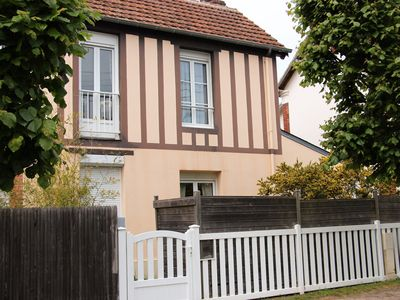 Photo for HOUSE CABOURG DOWNTOWN 300M FROM THE BEACH