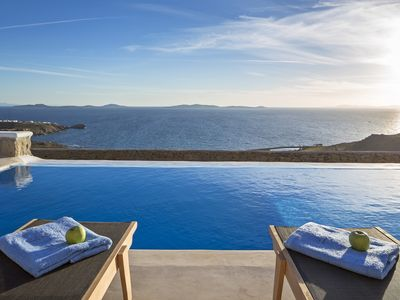 Photo for Pasiphae I - Luxury 3 Bedroom Villa With Stunning Ocean Views