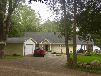 Welcome to Peaks View In Summer...125 Kiowana Beach Road, Meaford