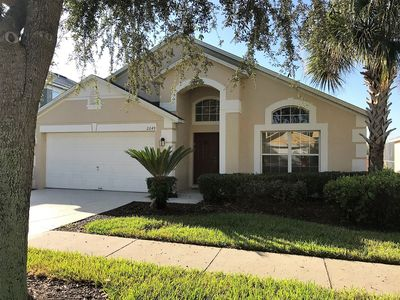 Photo for Wow! at Disney's Door! Luxurious 4BR/3BA South- Fac Pool/Jac!