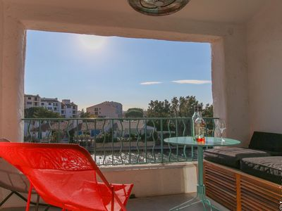Photo for 2BR Apartment Vacation Rental in PORT GRIMAUD