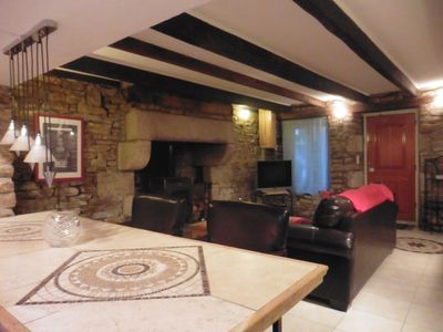 Photo for A charming cottage for 2-4 people in the heart of Pont Aven