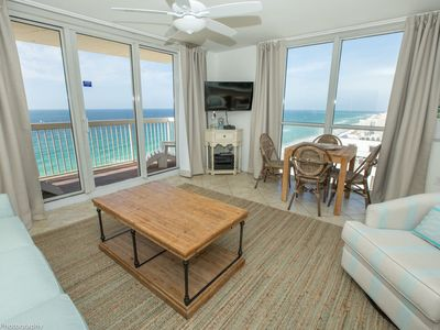 Photo for Pelican Beach 2011 is a Luxury 1 BR with amazing views of the gulf - sleeps 6