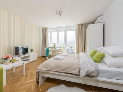 Photo for Studio Apartment RONDO ONZ with A/C