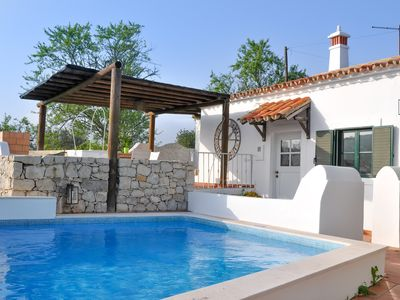Photo for Casa Poente     A wonderful countryside Cottage in the hills of the Algarve..