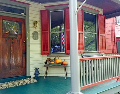Photo for Over the years this delightful large Historic Downtown Annapolis Victorian home has been restored to its original grandeur. There is plenty of space to accommodate a family
