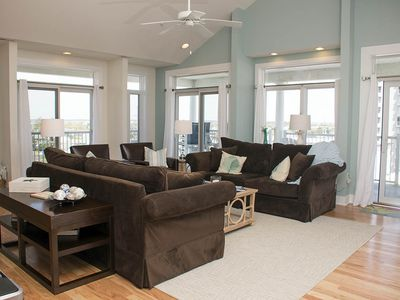 Photo for St. Kitts 401 - Big & Luxurious 5-BR w/ Wi-Fi & Ocean View (87th St.)