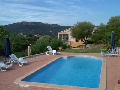 Photo for Amazing villa with pool access