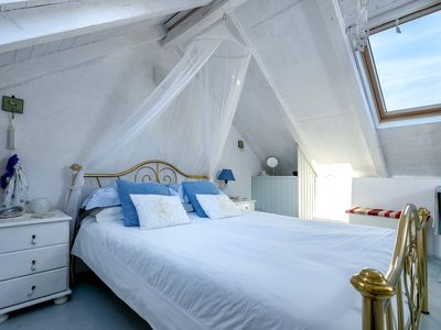 Photo for Beautiful old stone cottages with wifi, courtyard and pool