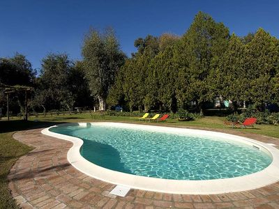 Photo for Relax in the countryside between Rome and the sea, for the exclusive use of guests