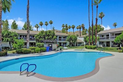 Pool - Welcome to Palm Springs! Your rental is professionally managed by TurnKey Vacation Rentals.