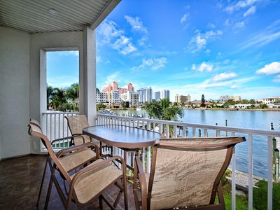 Photo for Harborside Townhomes Suite 1 Waterside Townhome in Clearwater Beach.