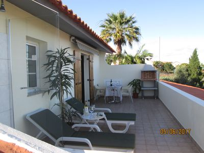 Photo for BEACHFRONT HOUSE ATALAIA - Privacy Tranquility Sight - Apartment of 60 m2