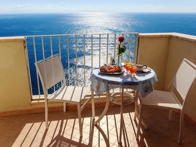 Photo for House for families with terrace and sea view just 2km from the center of Amalfi