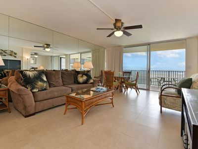 Photo for Hololani #B-403: 2 BR / 2 BA condo in Lahaina, Sleeps 4