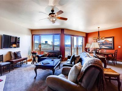 Photo for Great Slope Side Condo w/Amazing Views and Onsite Pool & Hot Tub!