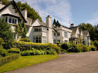 Photo for 2BR Apartment Vacation Rental in Hawkshead