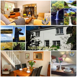 Photo for Nant Melyn Cottage - Visit The Brecon Beacons & Waterfall Country. Dogs Welcome