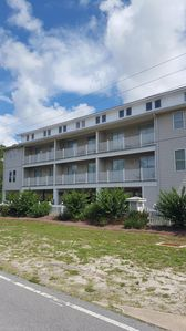 Photo for Seay Escape at Mexico Beach- Gated Complex With Pool! Golf Cart Rental Available