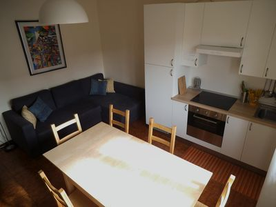 "Photo for ""Blue"" apartment in Porto Sant Elpidio, up to 6 adults and a small child"