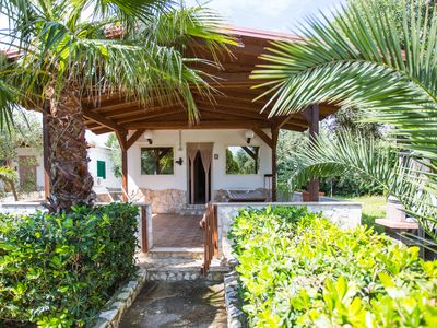 Photo for For 4-6 people only 300 meters from the sea with swimming pool car park and playground