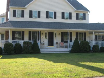 Photo for Long/Short Term Rental at Beautiful Westerly Home Near Mystic and Watch Hill