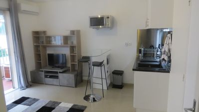 Photo for Bijou studio in the heart of Juan les Pins - close to beach