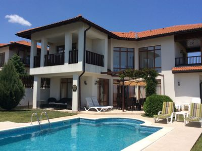 Photo for 3BR Villa Vacation Rental in Kablehskovo, Sunny Beach, Pomorie Municipality