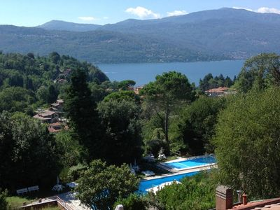 Photo for 1BR Apartment Vacation Rental in Leggiuno