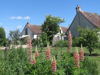 Photo for Loire Valley countryside home from home 3km from village chateau & amenities