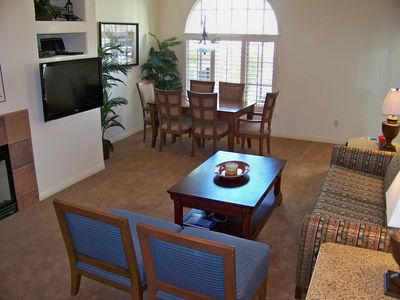 Photo for Amazing Legacy Villas Remodeled Downstairs 2 Bedroom !