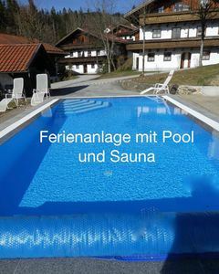 Photo for Large apartment, including sauna, indoor pool, up to 6 persons from private!