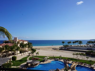 Photo for LM E3402- Gorgeous Ocean Front 2 Bedrooms on Fourth Floor.