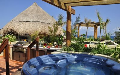 Photo for Winner of Top 25 Small Condo/Hotel in All Of Mexico - PH 2 Bedr -Beach Club - Promos #6