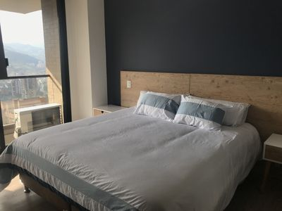 Photo for Nice suite 2 bedrooms, luxury and confortable with great view.