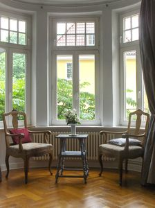 Photo for Spacious apartment in a wealthy town atmosphere close to the Weimar