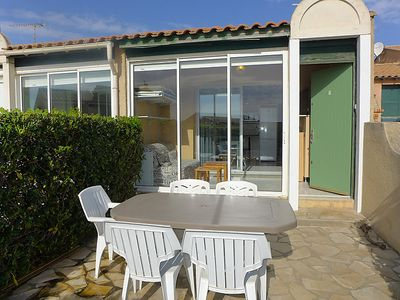 Photo for Vacation home Les Cistes Roses in Saint Pierre La Mer - 5 persons, 1 bedrooms