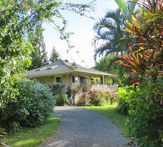 Welcome to your Private  Romantic Cottage in Paradise while enjoying Maui!