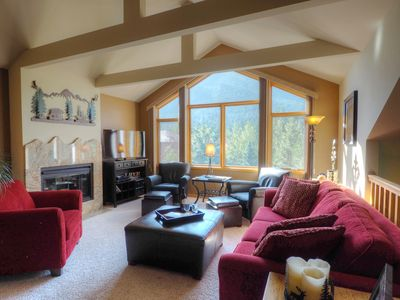Photo for Gateway to the Wildside - Lodge-styled Condo Near Rocky Mountain National Park! -- EV #3453