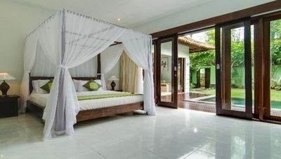 Photo for 3 Bedroom Private Pool Central Seminyak, Shops, Beach, Daily staff service